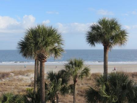 Hilton Head Warm Winter Weather
