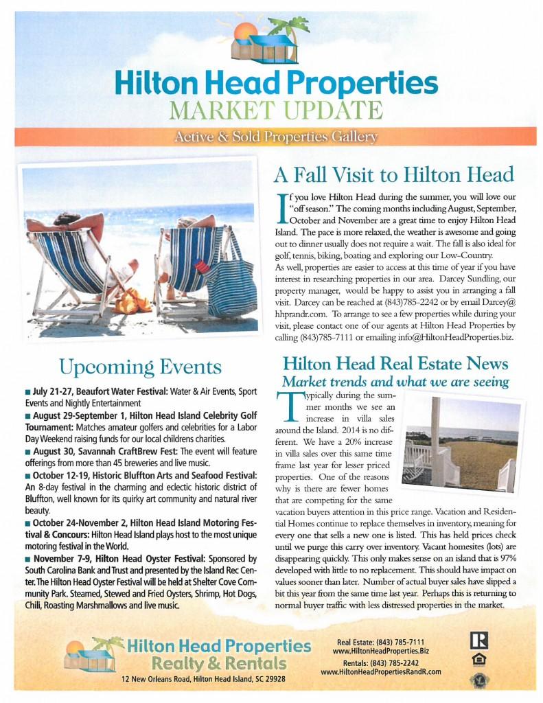 Fall Visit To Hilton Head