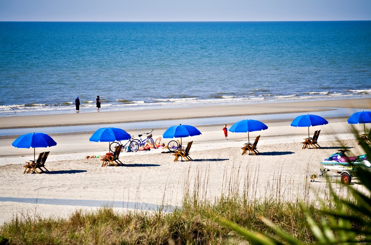 Hilton Head Oceanfront Vacation Home Rentals